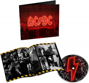 ! AC/DC - Power Up (CD)