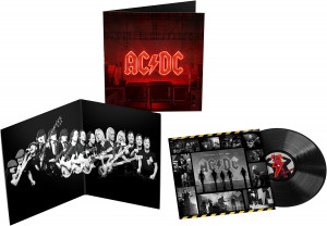 AC/DC - Power Up (LP černý vinyl)