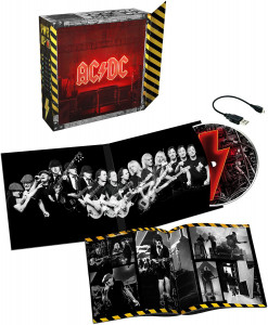 AC/DC - Power Up (Lightbox CD+USB+Kniha)