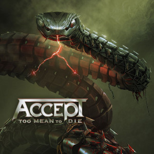 ACCEPT - TOO MEAN TO DIE - CD