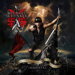 MICHAEL SCHENKER GROUP - IMMORTAL - CD