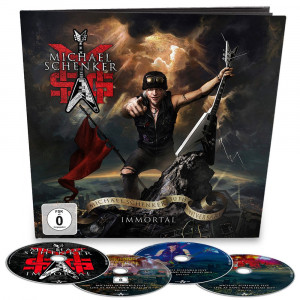 MICHAEL SCHENKER GROUP - IMMORTAL - BOX