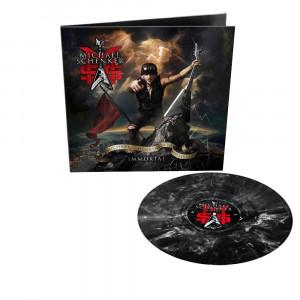 MICHAEL SCHENKER GROUP - IMMORTAL - MARBLED VINYL