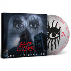 ALICE COOPER - DETROIT STORIES - CDD
