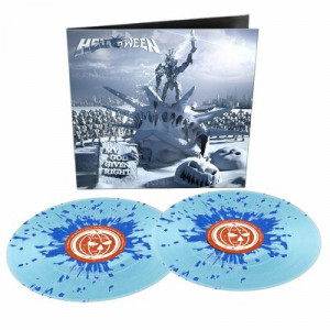 HELLOWEEN - MY GOD GIVEN RIGHT LTD. - LP