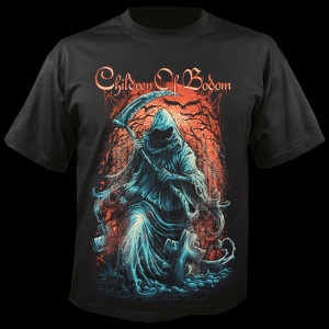 CHILDREN OF BODOM - GRIM REAPER