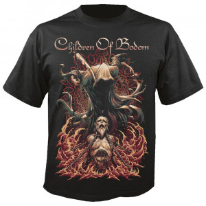CHILDREN OF BODOM - PATRON SAINT