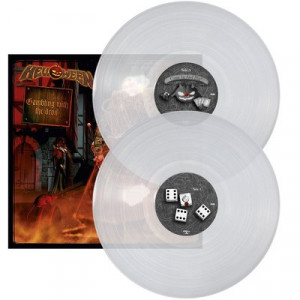 HELLOWEEN - GAMBLING WITH THE DEVIL LTD. - LP