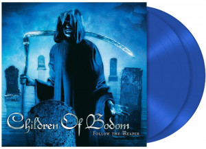 CHILDREN OF BODOM - FOLLOW THE REAPER - LP BLUE
