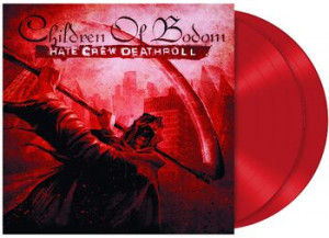 CHILDREN OF BODOM - HATE CREW DEATHROLL - LP RED