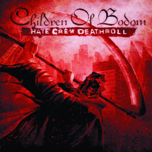 CHILDREN OF BODOM - HATE CREW DEATHROLL - LP