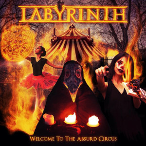LABYRINTH - WELCOME TO THE ABSURD CIRCUS - CD