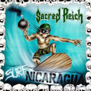 SACRED REICH - SURF NICARAGUA - CD