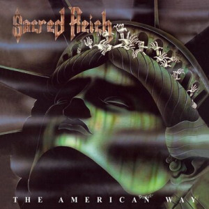 SACRED REICH - THE AMERICAN WAY - CD