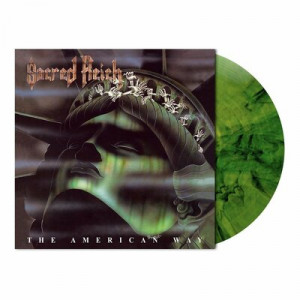 SACRED REICH - THE AMERICAN WAY GREEN LTD. - LP