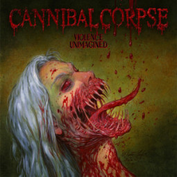 CANNIBAL CORPSE - VIOLENCE UNIMAGINED - CDG