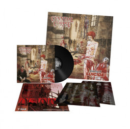 CANNIBAL CORPSE - GALLERY OF SUICIDE LTD