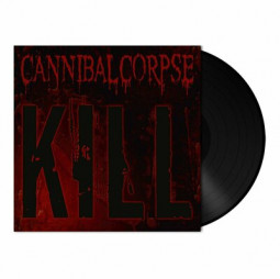 CANNIBAL CORPSE - KILL BLACK LTD. - LP