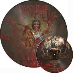CANNIBAL CORPSE - RED BEFORE BLACK LTD. - PLP