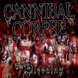 CANNIBAL CORPSE - THE BLEEDING (REEDICE) - CDG