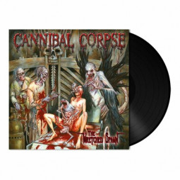 CANNIBAL CORPSE - THE WRETCHED SPAWN LTD - LP