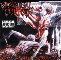 CANNIBAL CORPSE - TOMB OF THE MUTILATED - CDG