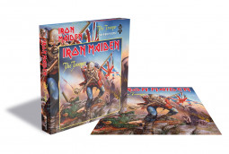 IRON MAIDEN - THE TROOPER (1000)