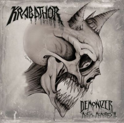 KRABATHOR - DEMONIZER / MORTAL MEMORIES II - 3CDD