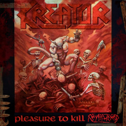 KREATOR - PLEASURE TO KILL - CD