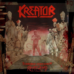 KREATOR - TERRIBLE CERTAINTY - 2CD
