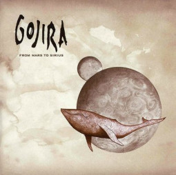 GOJIRA - FROM MARS TO SIRIUS - CD