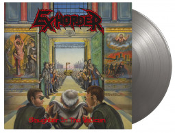 EXHORDER - SLAUGHTER IN THE VATICAN - LP Colored