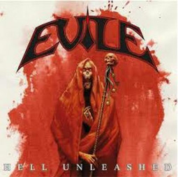 EVILE - HELL UNLEASHED - CD