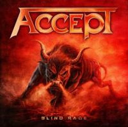 ACCEPT - BLIND RAGE - CD