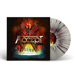 ACCEPT - STALINGRAD LTD. Coloured - 2LP