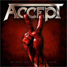 ACCEPT - BLOOD OF THE NATIONS - 2LP