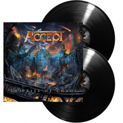 ACCEPT - THE RISE OF CHAOS LTD. - 2LP