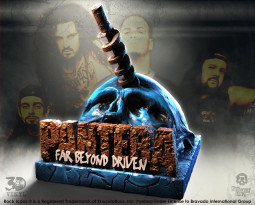 Pantera - 3D Vinyl Statue Far Beyond Driven 23 x 18 cm