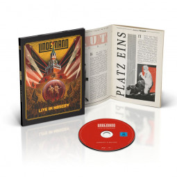 LINDEMANN - LIVE IN MOSCOW - DVD