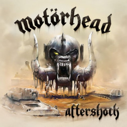 MOTORHEAD - AFTERSHOCK - CD