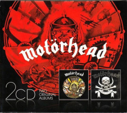 MOTORHEAD - 1916/MARCH OR DIE - CD