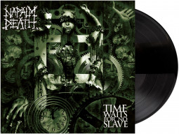 NAPALM DEATH - Time Waits For No Slave - LP