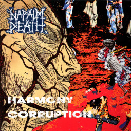 NAPALM DEATH - HARMONY CORRUPTION - CD