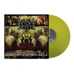 NAPALM DEATH - LEADERS NOT FOLLOWERS PT - LP