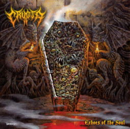 CRYPTA - Echoes Of The Soul - CD