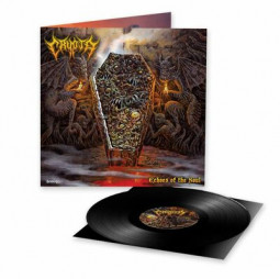 CRYPTA - Echoes Of The Soul - LP