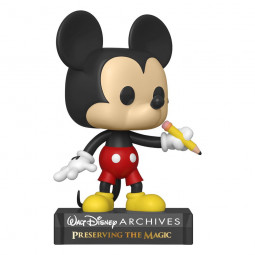 Mickey Mouse POP! Disney Archives Vinyl Figure Classic Mickey 9 cm