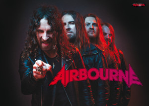 Airbourne 11/2019