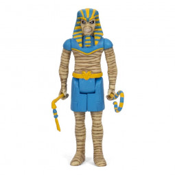 Iron Maiden ReAction Action Figure Powerslave 10 cm