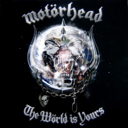 MOTORHEAD	 - THE WORLD IS YOURS - LP